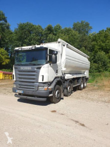Scania R 420 truck used food tanker