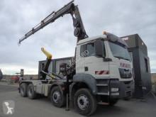 MAN skip truck TGS 35.440