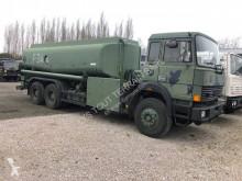 Kamión cisterna uhľovodíky Iveco Magirus 260.32