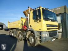 DAF emeletes billenőkocsi teherautó CF85 410