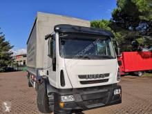 Iveco ponyvával felszerelt plató teherautó Eurocargo ML 190 EL 32 P