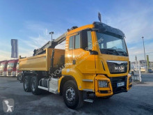 MAN TGS 33.400 truck used two-way side tipper