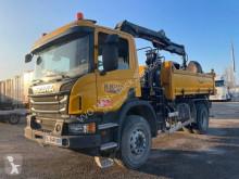 Ciężarówka wywrotka dwustronny wyładunek Scania P 280