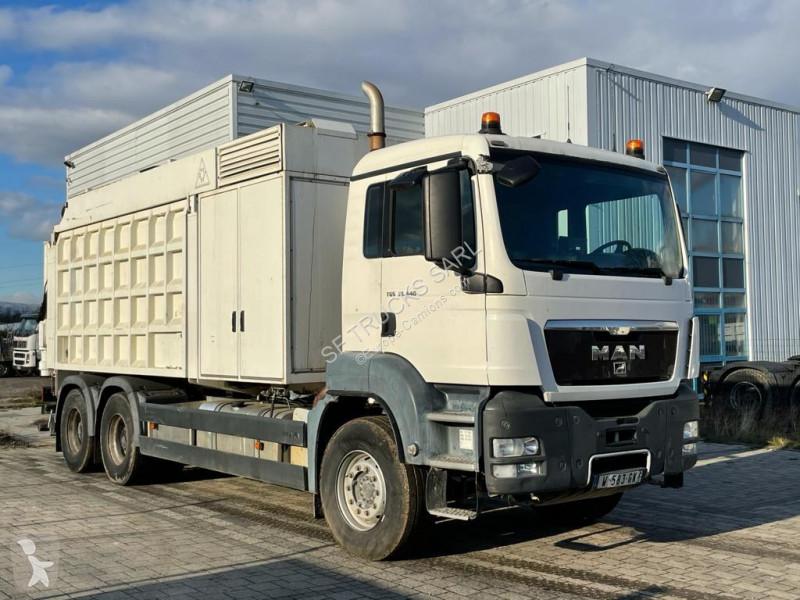 Voir les photos Camion MAN TGS 33.440