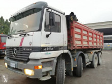 Mercedes Actros 4143 truck used tipper