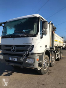 Mercedes two-way side tipper truck Actros 3241