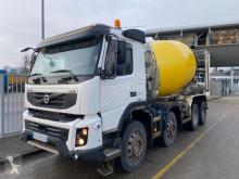 Volvo betonkeverő beton teherautó FMX 370 8x4 EURO5 Betonmischer Liebherr 9m3