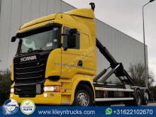 Teherautó Scania R 450 használt billenőplató