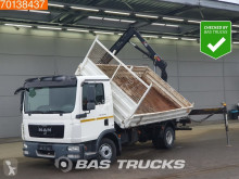 Camión volquete volquete bilateral MAN TGL 12.220