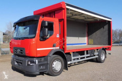 Renault Gamme D 280.19 truck used tautliner
