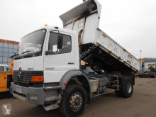 Camion halfpipe tipper Mercedes Atego 1823
