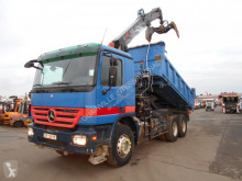 Mercedes construction dump truck Actros 3332