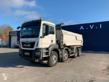 Camion MAN TGS 35.460 halfpipe tipper usato