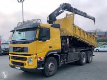 Volvo two-way side tipper truck FM12 420