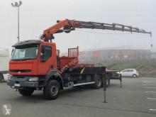 Renault standard flatbed truck Kerax 370 DCI