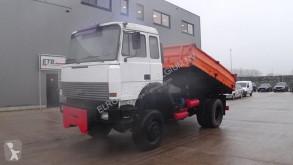Camion Iveco Magirus benă second-hand