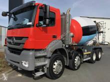 Betonkeverő beton teherautó Mercedes-Benz Axor 3240 B 8x4 Concrete truck 9m3