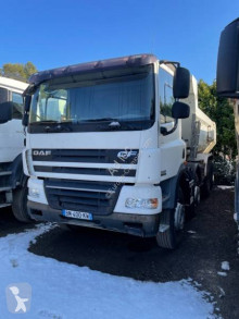DAF CF85 410 truck used tipper