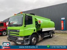 DAF vegyi anyagok tartálykocsi teherautó CF75