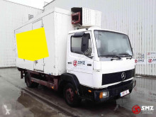 Mercedes 814 truck used mono temperature refrigerated