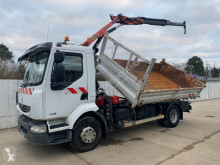 Camion Renault Midlum 220.14 DXI tri-benne occasion