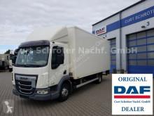 Camión DAF FA LF 170, DayCab, City, Koffer, LBW, Luftfeder furgón usado