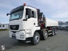 Camion bi-benne MAN TGS 35.400