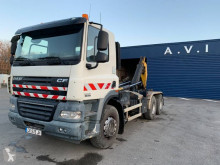 DAF CF85 410 truck used hook arm system