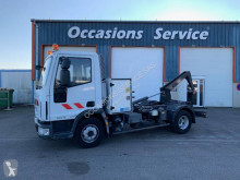 Iveco Eurocargo 75 E 16 truck used hook lift