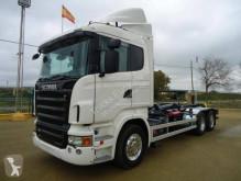 Грузовик мультилифт Scania
