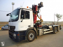 Mercedes Actros 2544 truck used flatbed