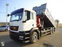 MAN flatbed truck TGS 26.320