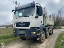 MAN two-way side tipper truck TGS 35.400