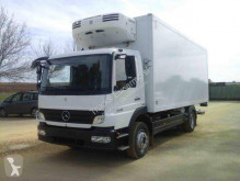 Mercedes truck used refrigerated