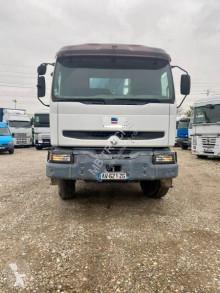 Renault hátra és egy oldalra billenő kocsi teherautó Kerax 260.19