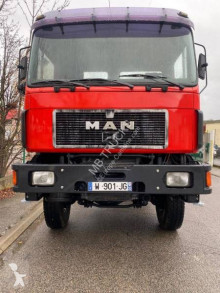Camion MAN 33.372 sasiu second-hand