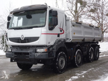Camion benne Renault Kerax 460 8x4 E5 EEV DSK Mit Bordmatik