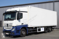 Mercedes Actros 2546 L 6X2 Tiefkühlkoffer Lenkachse LBW truck used refrigerated