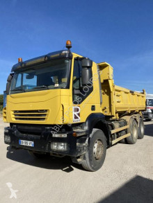Iveco AD260T36 truck used two-way side tipper