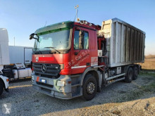 Camion benne Mercedes Actros 2544