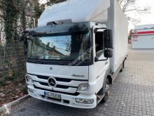 Teherautó Mercedes Atego 818 L használt furgon