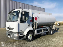Kamión Renault Midlum 270.16 DXI cisterna uhľovodíky ojazdený
