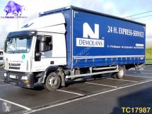 Iveco tautliner truck Eurocargo