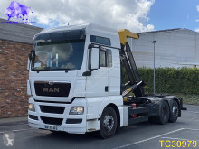 Camion portacontainers MAN TGX