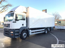 MAN TGA truck used mono temperature refrigerated