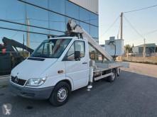 Multitel aerial platform truck Mercedes-Benz Sprinter with platform 160 ALU 16m