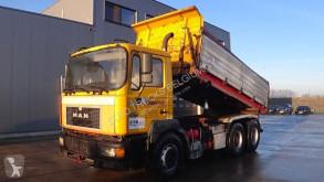 MAN 26.403 truck used tipper