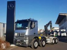 Kamion stroj s více korbami Mercedes Arocs 3745 L 8x2 Abrollkipper Palfinger Retarder