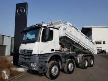 Camión volquete volquete trilateral Mercedes Arocs 3251 K 8x4 Meiller Bordmatik Retarder AHK