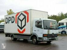 Camion fourgon Mercedes Atego 815*Schaltgetriebe*Ladebühne*